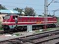 (22639) Santragachi based WAP4 Locomotive at Visakhapatnam.jpg