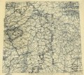 (April 11, 1945), HQ Twelfth Army Group situation map. LOC 2004631932.tif