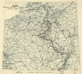 (January 11, 1945), HQ Twelfth Army Group situation map. LOC 2004630314.tif