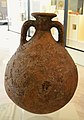 Àmfora d'oli romana, segle I dC. Museu de Ceràmica de València.JPG