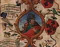 Álvaro Pereira, o Marechal (c. 1335-1386) - Genealogia de D. Manuel Pereira, 3.º conde da Feira (1534).png