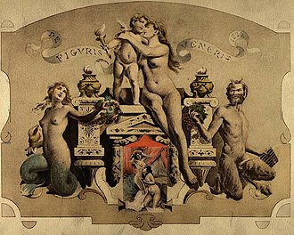 De figuris Veneris - Cover of De figuris Veneris