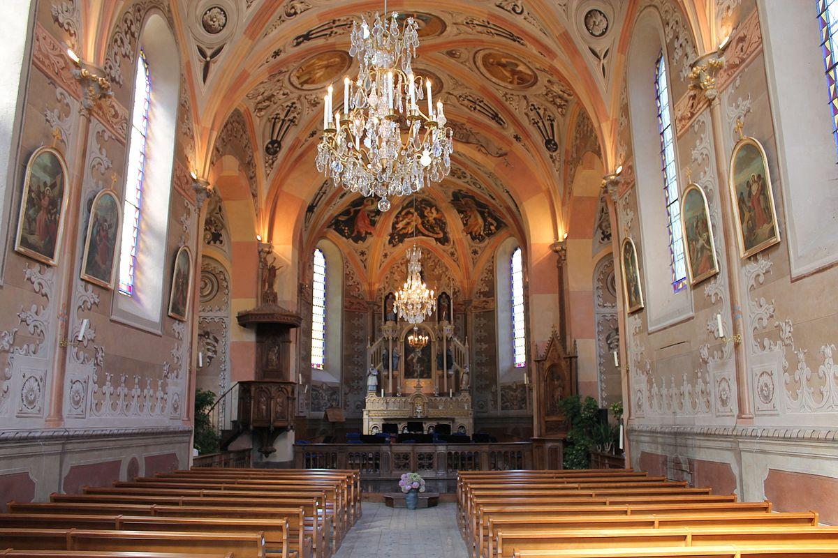 Église Saint-Barthélémy de Montsapey — Wikipédia
