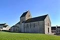 Église Saint-Martin d'Osmanville. Vue nord-ouest.jpg
