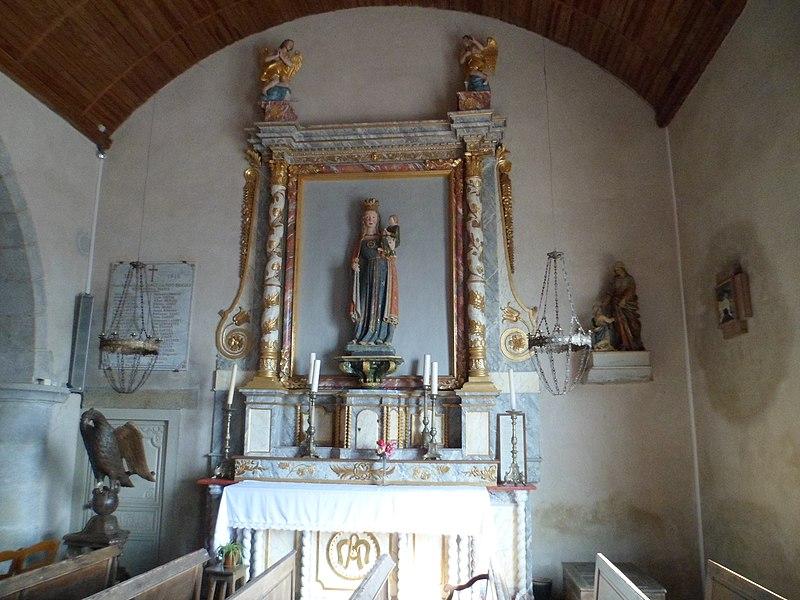 Église Saint-Martin de Dangy