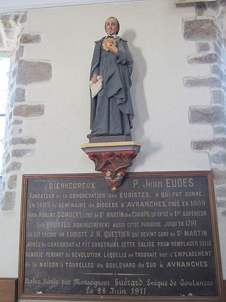 église de Saint-Martin-des-Champs