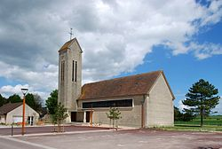 Église Saint-Symphorien de Billy.JPG