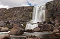 Öxarárfoss, Parque Nacional de Þingvellir, Suðurland, Islandia, 2014-08-16, DD 027.JPG