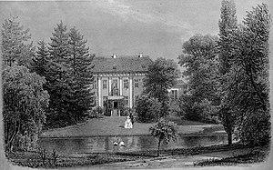 Corselitze - Corselitze in 1867