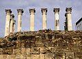 Überreste des römischen Tempels von Córdoba - panoramio.jpg