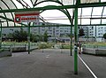 Černý most, lávka přes autobusový terminál (11).jpg