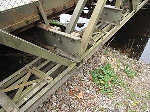 Český Krumlov, detail pontonového mostu.JPG