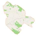 Łużna (gmina) location map.png