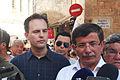 Συνάντηση ΑΝΥΠΕΞ κ. Δ. Δρούτσα και Υφυπουργού Τουρισμού κ. Γ. Νικητιάδη με τον ΥΠΕΞ της Τουρκίας κ. Α. Νταβούτογλου (4865372543).jpg