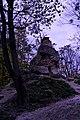 Високий замок, 1 Руїни Високого замку P1460659.jpg