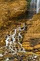Водопад в урочище Джилысу, сентябрь 2014 г. 02.jpg