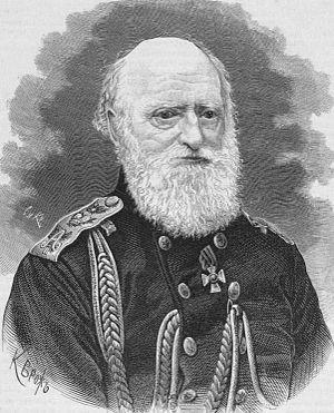Ferdinand von Wrangel - Image: Врангель Фердинанд Петрович