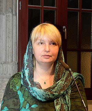 Polina Zherebtsova cover