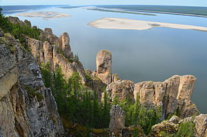 Sakha Republic - Lena Pillars