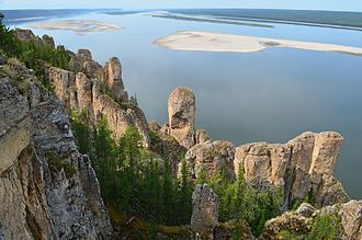 Sakha Republic - Lena Pillars.