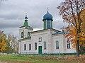 Любимівка. Хрестоздвиженська церква. 1858 рік.jpg