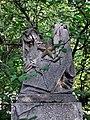 Могила Комарова - детали памятника, навершие.jpg