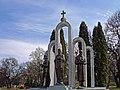 Острог - Пам'ятник князям Острозьким DSCF2292.JPG