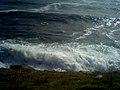 Острів Зміїний, прибій.jpg