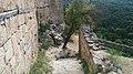Рогожкин. Пещерный город Чуфут-Кале, стена. Бахчисарай.jpg