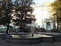 Сад с фонтаном у Зимнего дворца 7.JPG