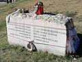 Свјетлопис споменика на Калемегдану, који слави побједу над Турцима (Сибињанин Јанко).jpg
