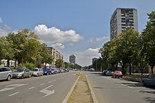 Bulevar Marshala Tolbuhina Vikipediјa Slobodna Enciklopediјa