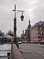 Фонарь на Втором Садовом мосту - panoramio.jpg