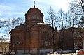 Храм во имя всех святых, Ново-Тихвинский монастырь.JPG