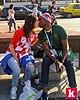 Энтони (Нигерия) и Ана (Хорватия) на ЧМ2018 01.jpg