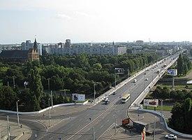 Эстакадный мост (Калининград)
