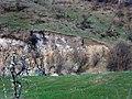 Հողային էրոզիան Լոռու մարզի Շահումյան գյուղում.jpg