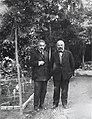 מנחם אוסישקין ופרופסור אלברט איינשטיין-JNF039281.jpeg