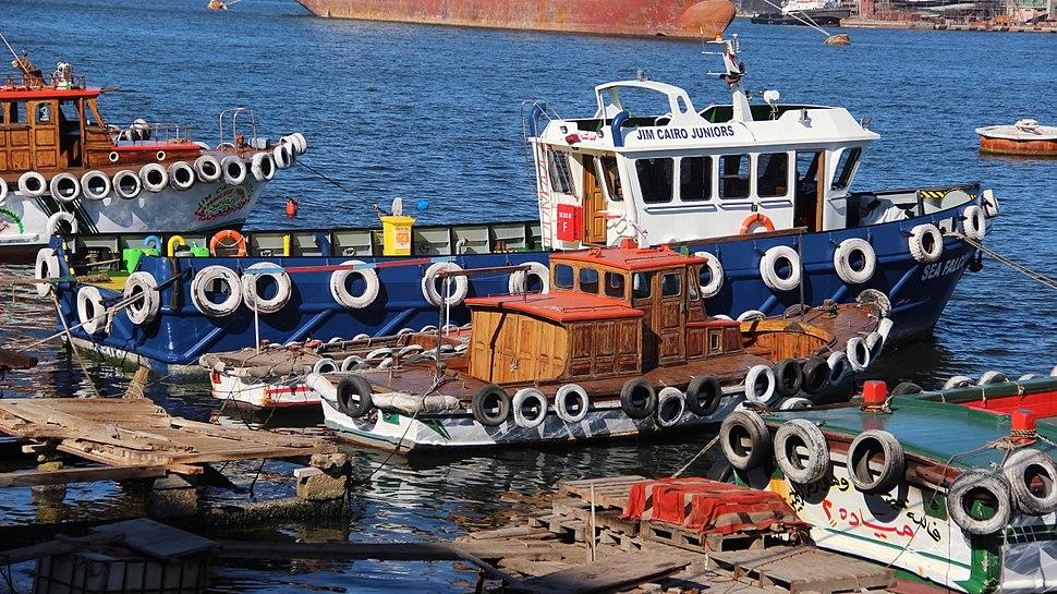 ميناء بورسعيد البحرى