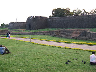 Mysorean invasion of Kerala - Palakkad Fort