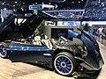 €15m Zonda HP(Horacio Pagani) Barchetta at Geneva 2018 (Ank Kumar) 03.jpg