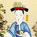 《玫贵妃春贵人行乐图》鑫常在部分.jpg