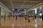 上海虹桥站 Shanghai Hongqiao Station China Xinjiang Urumqi Welcome - panoramio (4).jpg