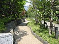 日本通運本社ビル裏 Backyard of Nippon Express Head Office Building - panoramio.jpg