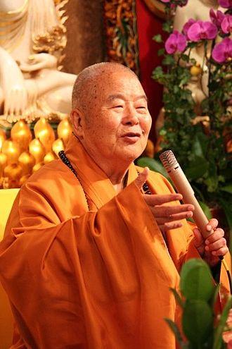 Hsing Yun - Hsing Yun in 2009