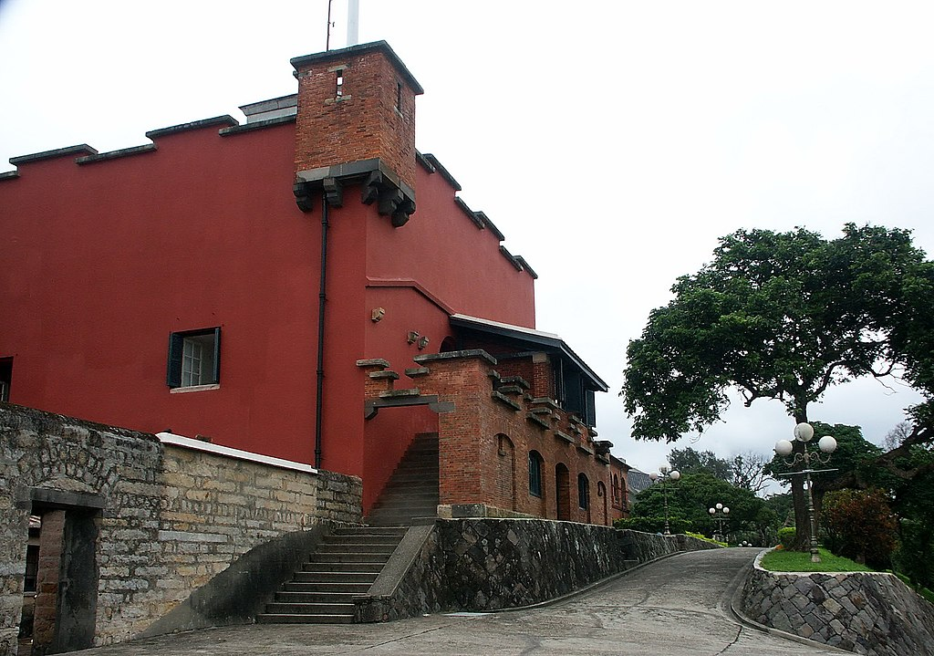 紅毛城 Fort San Domingo - panoramio (1)