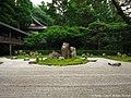静寂な石庭(Japanese Garden in Temple) 14 Jun, 2015 - panoramio.jpg