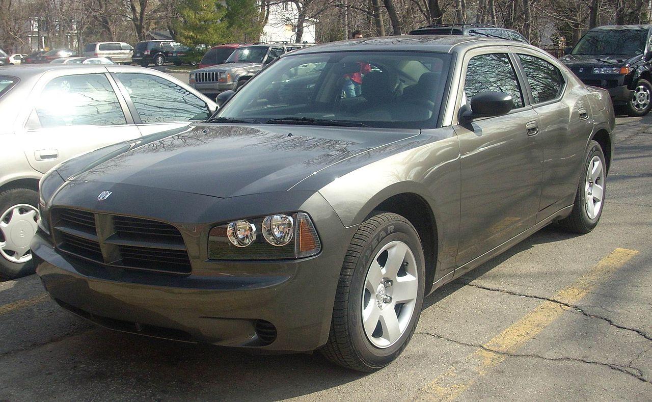 2008 dodge charger srt 8 sedan 6 1l v8 auto. Black Bedroom Furniture Sets. Home Design Ideas