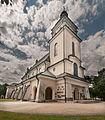 00720 Biłgoraj, kościół p.w. św. Marii Magdaleny, tzw. W Puszczy, 1921-1928.jpg