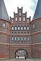 00 2814 Holstentor in der Hansestadt Lübeck.jpg